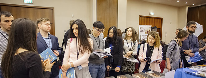 FUNIBER, presente en la QS World Grad School Tour de Ciudad de México