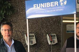 FUNIBER promueve las maestrías y doctorados que patrocina en las instalaciones del SAT