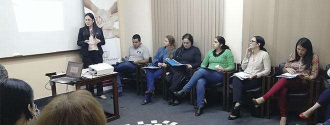 FUNIBER promueve su Programa de becas en la sede de la APARH