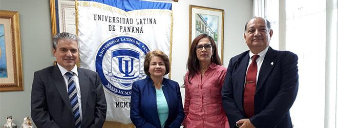 FUNIBER y la Universidad Latina firman acuerdo de movilidad estudiantil