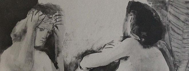 """Inauguración de la colección """"El Entierro del Conde Orgaz"""", de Picasso, en Rancagua"""