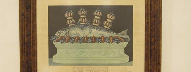 """La colección """"Las Cenas de Gala"""", de Salvador Dalí, llega a Talca"""