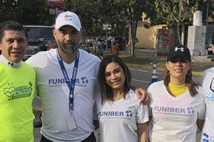 """El Dr. Silió, presente en el evento deportivo """"Honduras Actívate"""""""
