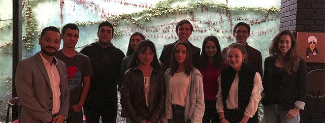 FUNIBER despide a los alumnos guatemaltecos que iniciarán grado en UNEATLANTICO el próximo 2018-19