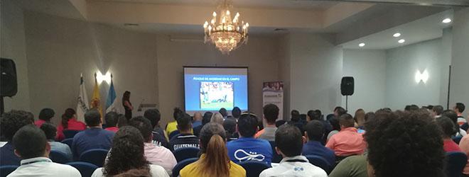 FUNIBER organiza, junto con el COG y la CDAG, exitosa conferencia sobre la ansiedad en el deporte