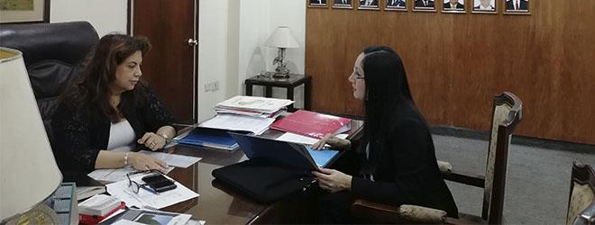 FUNIBER y el Ministerio de Defensa de Paraguay exploran vías de cooperación