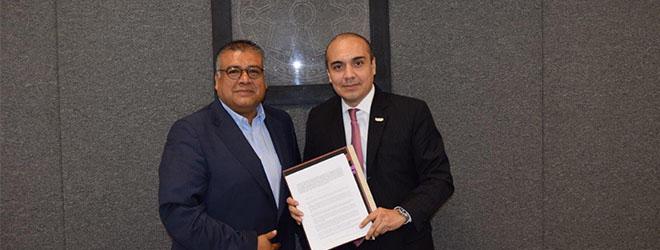 UNINI México firma convenio de colaboración con el IPN