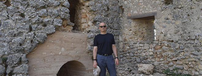 Colaborador de FUNIBER publica libro sobre los caballeros templarios en España