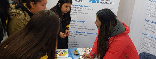 FUNIBERasistió a la feria FEDSUR 2018 de Temuco (Chile)