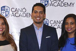 FUNIBER, presente en el lanzamiento de Canó Academy