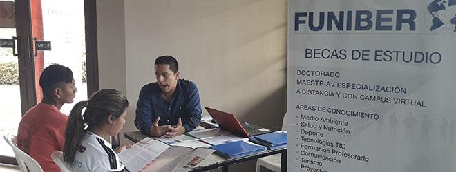 FUNIBER realiza sesiones informativas en la Corporación Fernández