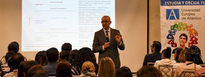 La conferencia del Dr. Martín en Guayaquil despierta gran expectación