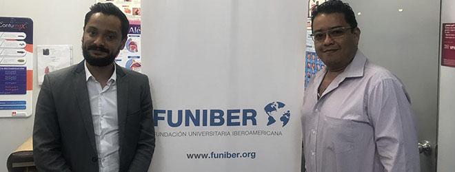FUNIBER firma convenio con la Asociación de Medicina del Trabajo de Guatemala (ASOMET)
