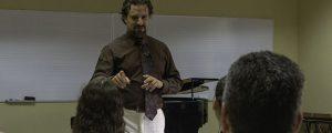 Clase Magistral de José Luis Nieto en el Conservatorio de música de Occidente
