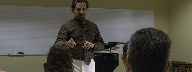 FUNIBER patrocina Clase Magistral del pianista José Luis Nieto