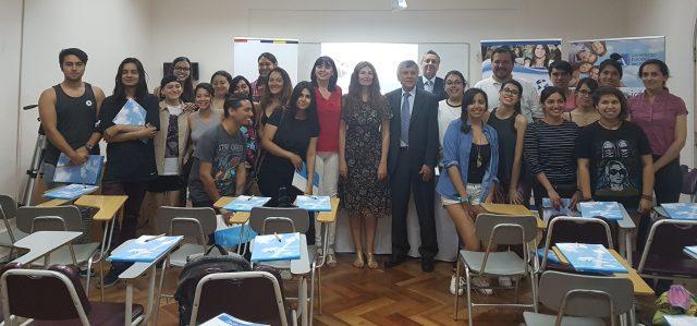 FUNIBER Y UNEATLANTICO firman convenio con Instituto Profesional EATRI