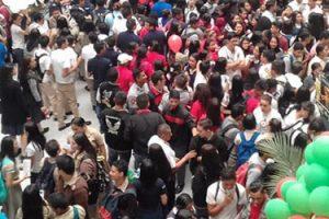 Participación de FUNIBER en la Feria de Universidades de la UNAH