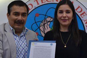 FUNIBER y la Universidad Técnica de Machala (UTMACH) firman convenio de colaboración