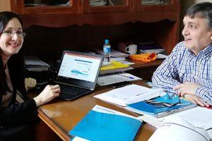 FUNIBER Paraguay se reúne con la Municipalidad de San Lorenzo