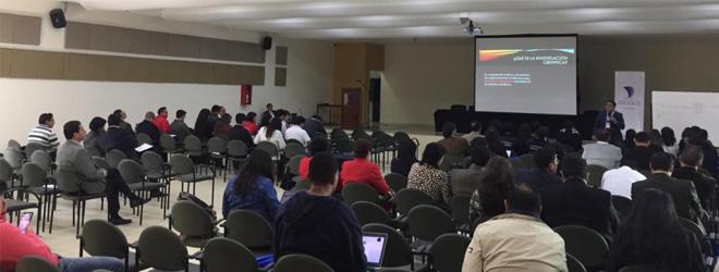 FUNIBER participa en el 1er Congreso Internacional de Investigación Científica(CIIC 2018) de Ecuador