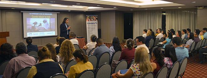 FUNIBER organiza conferencia del  Dr. Santiago Tejedor en Guayaquil