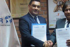 FUNIBER y la Asociación ONG Educación Superior firman acuerdo de colaboración