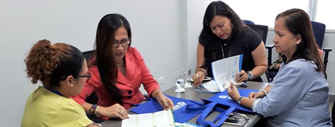 El Programa Saneamiento de Panamá y FUNIBER exploran alianzas de cooperación
