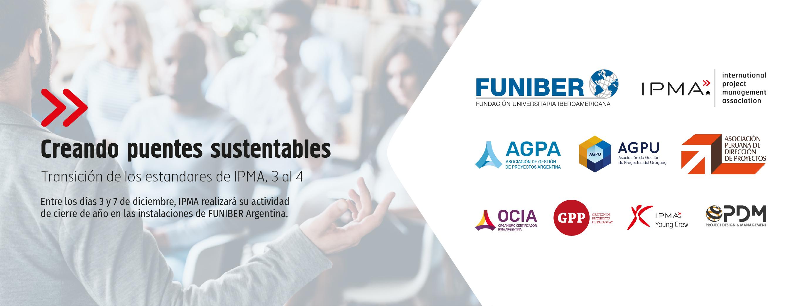 FUNIBER participa en el cierre de año en Latinoamérica de la IPMA