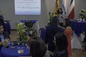 FUNIBER realiza su VIII entrega de títulos en Costa Rica
