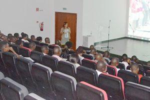 FUNIBER imparte conferencia sobre cooperación internacional en Ondijva (Angola)