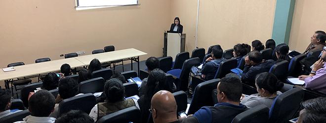 FUNIBER realiza sesión informativa en la Universidad Estatal de Bolívar