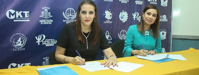 FUNIBER y la Universidad Cristiana de Honduras (UCRISH) firman convenio de colaboración