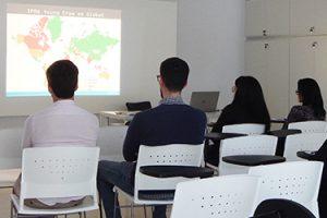 Jornada Internacional de Young Crew IPMA en la sede de FUNIBER Argentina