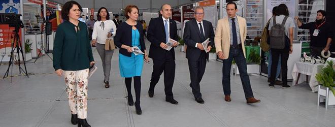 FUNIBER visita la XXV Semana Nacional de Ciencia y Tecnología