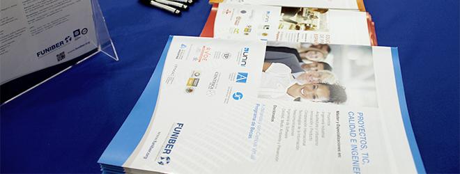 FUNIBER El Salvador presenta Maestrías, Especializaciones y Doctorados en la FIEP 2019
