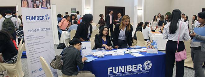FUNIBER estará en la FIEP 2019 de Panamá para dar a conocer su programa de becas