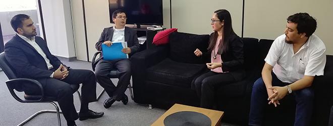 FUNIBER se reúne con la Secretaría Nacional de la Juventud de Paraguay