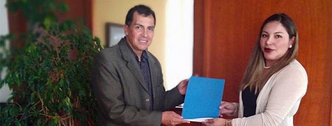 FUNIBER y la Cámara Boliviana de Electricidad firman convenio de colaboración
