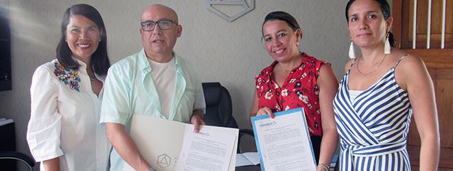 FUNIBER y el Colegio de Arquitectos del Perú firman acuerdo de cooperación