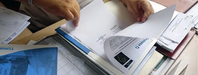 FUNIBER firma acuerdo con el Colegio Químico Farmacéutico La Libertad
