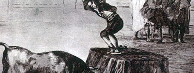 """La colección """"La tauromaquia"""" de Goya se expone por primera vez en El Salvador"""