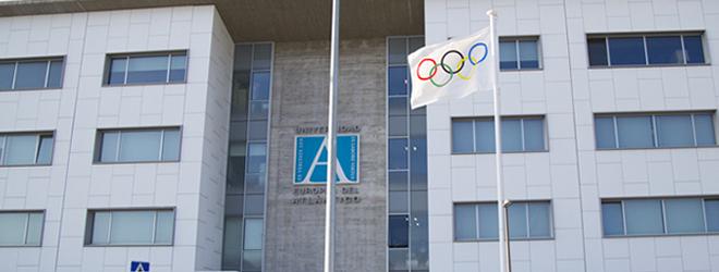 UNEATLANTICO como sede de la Academia Olímpica Española