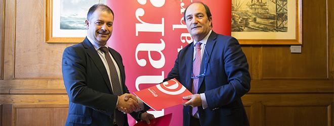 La Cámara de comercio de Cantabria acoge la 5ª ronda de inversores de FIDBAN