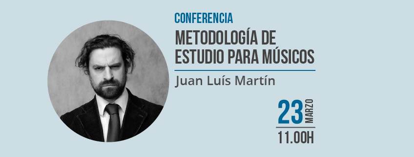 """FUNIBER organiza conferencia de José Luis Nieto sobre la """"metodología de estudio para músicos"""""""