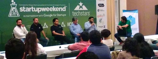 FUNIBER apuesta por los emprendedores en el Mega Startup Weekend Campeche