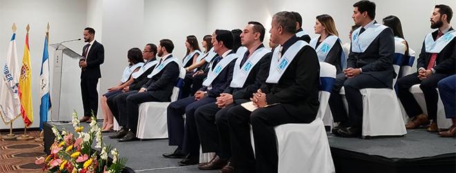 FUNIBER celebra en Guatemala la novena ceremonia de entrega de títulos a alumnos becados