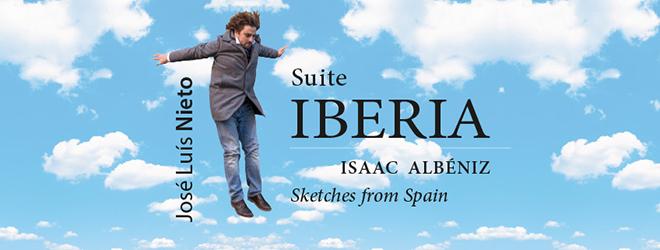 FUNIBER patrocina el nuevo disco IBERIA, Sketches from Spain, del pianista José Luis Nieto