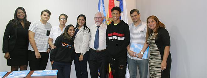 FUNIBER y UNEATLANTICO organizan sesión informativa en República Dominicana