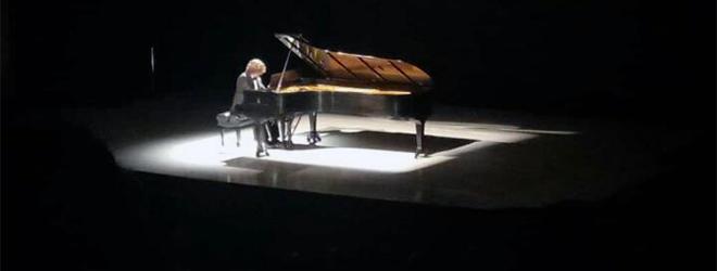José Luis Nieto asombra con su concierto en el Teatro CAFAM de Bogotá