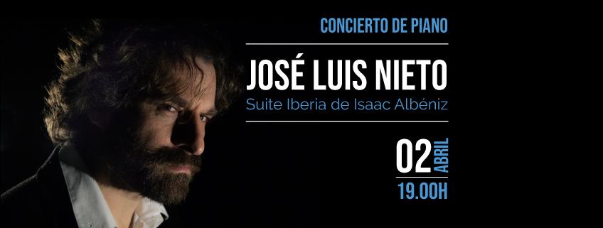 José Luis Nieto finaliza su gira 2019 por Latinoamérica con un concierto en Chile